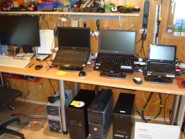 Reparatur-Platz Laptops